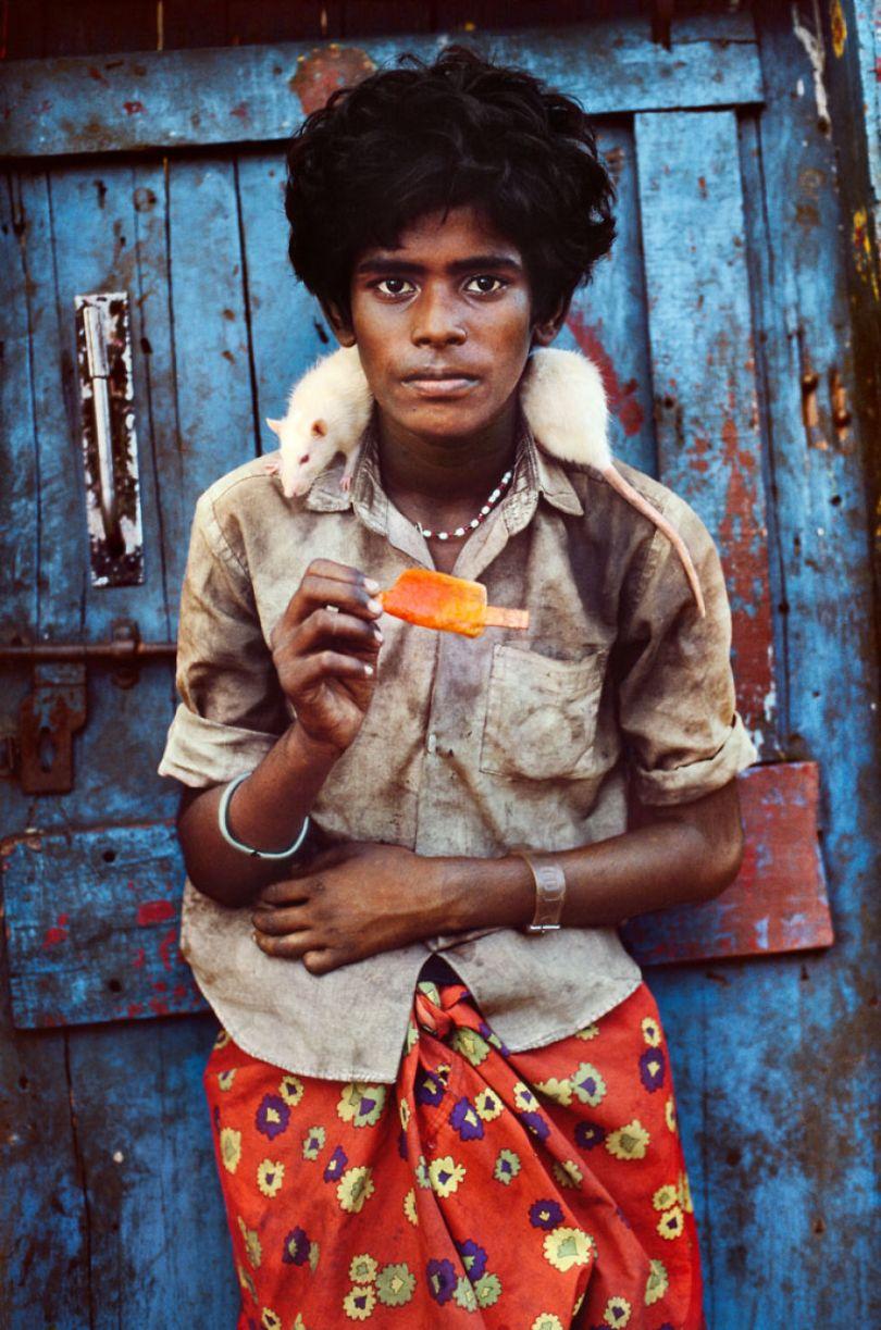 5dce5d2624aef x 5dc9d33431c3f  880 - 40 fotografias de Steve McCurry que exploram a relação entre humanos e animais
