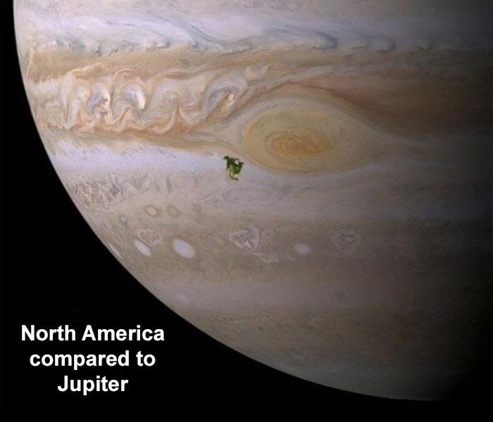 5dee05b833b8e earth compared to other objects in universe 5 5de7c4fb80094  700 - 27 fotos que ajudarão você a entender um pouco melhor o tamanho da Terra