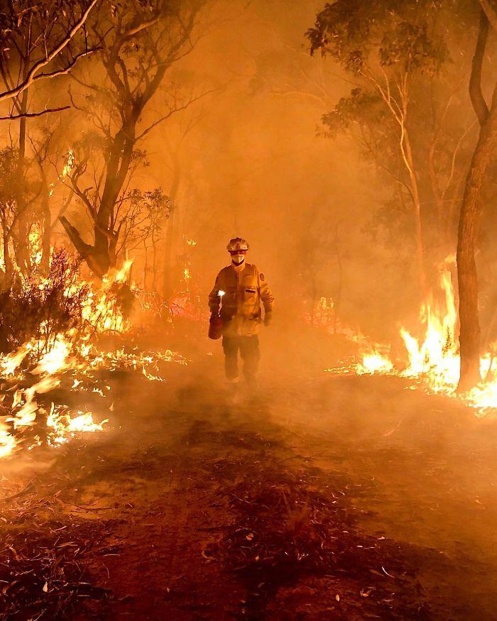 5e1443023870a australia fires photos 15 5e12e84e20daf  700 - Internet compatilha 50 fotos que revelam as queimadas na Austrália
