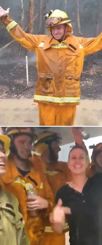 5e1443030e2fc australia fires photos 32 5e13261094274  700 - Internet compatilha 50 fotos que revelam as queimadas na Austrália
