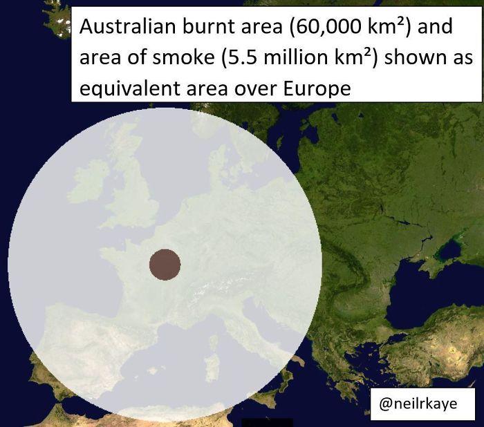 5e144304cd6eb 5e12dd55290c3 z180wjicdl841  700 - Internet compatilha 50 fotos que revelam as queimadas na Austrália