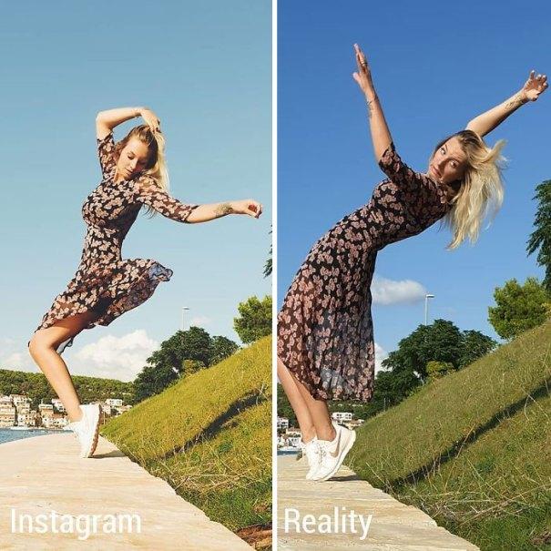 5e14431627b53 13 5e0f5c875e393 700 - Blogueira compara fotos do Instagram com a realidade