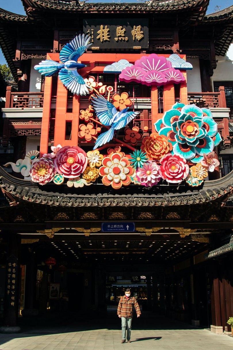 5e43b713670a2 coronavirus outbreak empty shanghai streets photos nicole chan 1 11 5e425d64b70a3  880 - O dia em que a China parou! 32 fotos das ruas vazias de Xangai durante o surto de Coronavírus