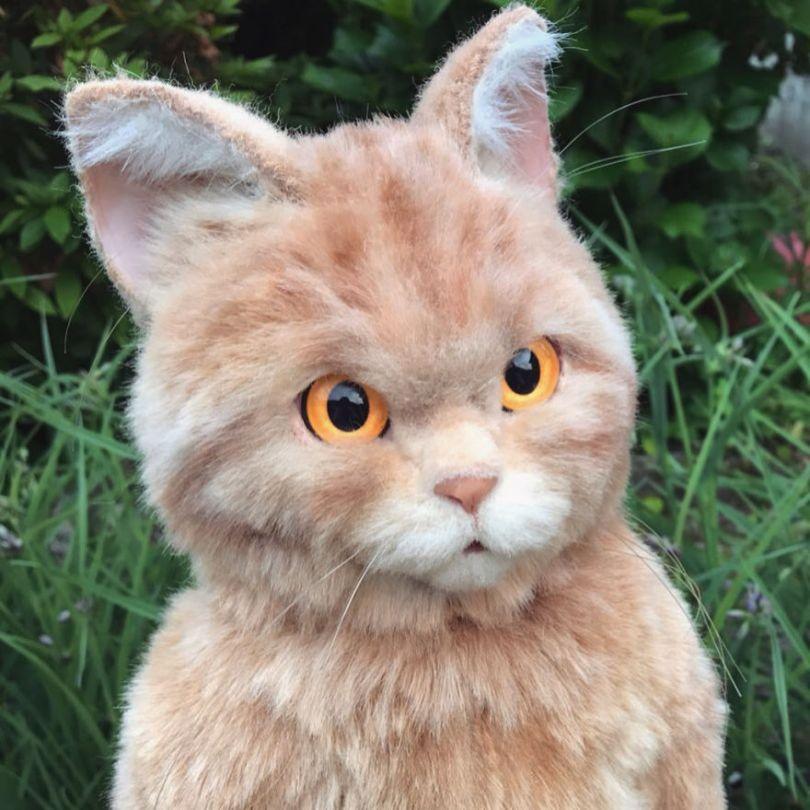 5e577ec084eb7 Japanese artist continues to create bags in the shape of cats and realism impresses 5e54cffd6ec39  880 - Artista japonês cria Bolsas de gatos que assustam de tanta veracidade