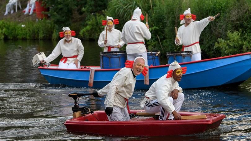 bosch parade netherlands 3 - Bosch Parade: O Carnaval sobre as águas