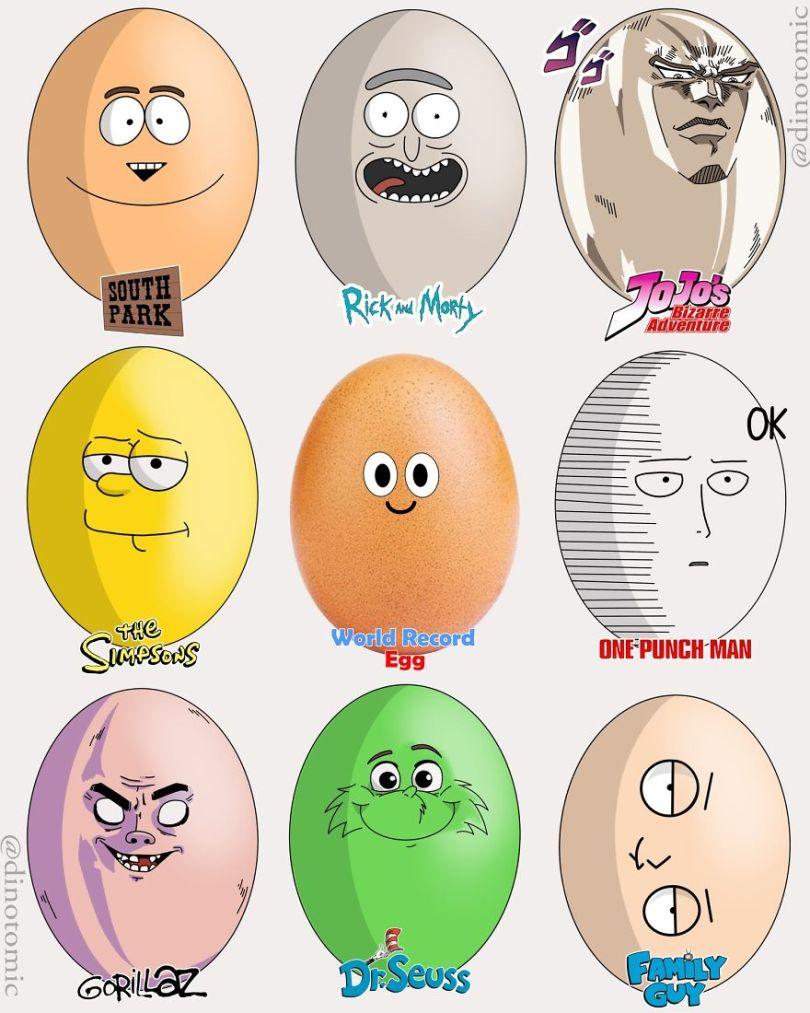 5ea143454dba8 different cartoon styles drawings dinotomic 1 10 5e9e963c94c40  880 - Artista desenhou celebridades como desenhos e o resultado é incrível