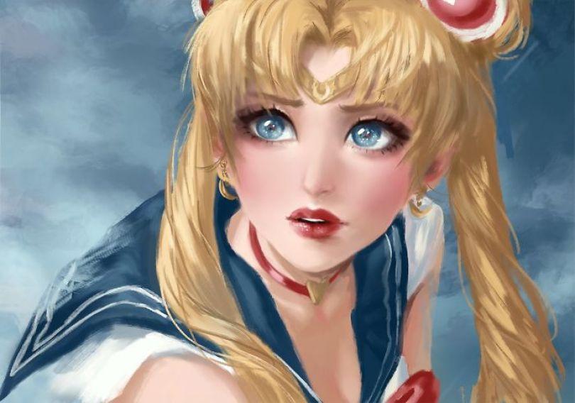 5ec62ac29ec0a ggg 5ec46411848fa  700 - Publicações de artistas no Twitter surpreende fãs de Sailor Moon