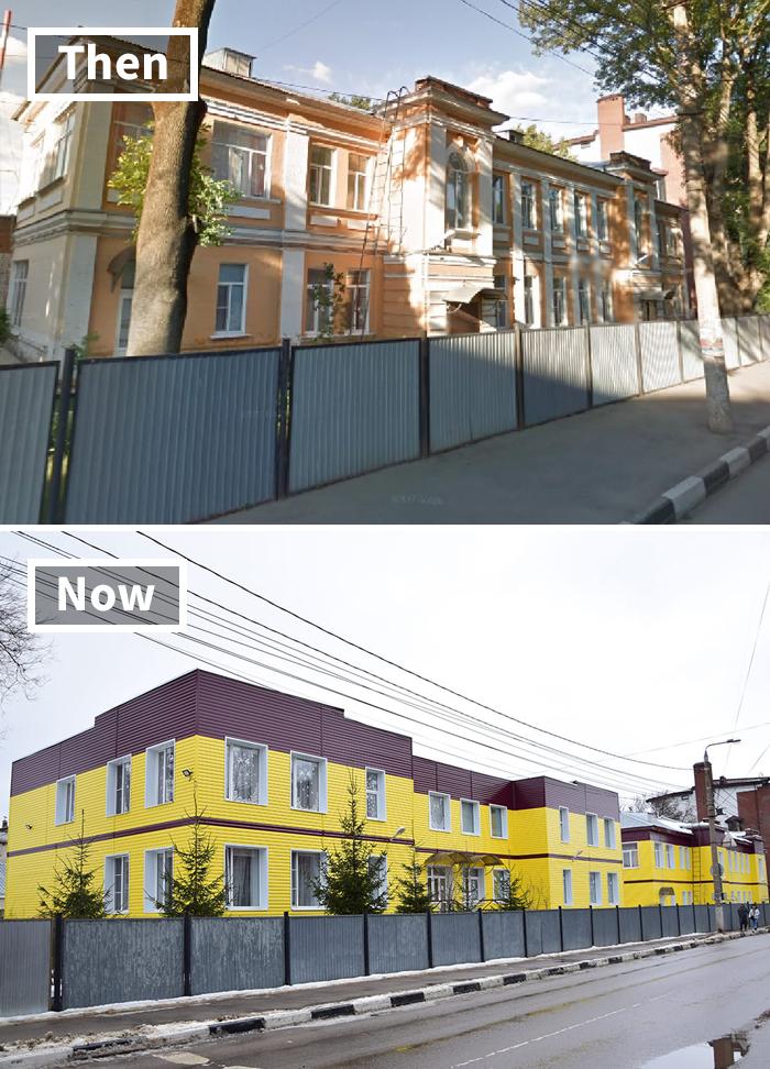 5f8fe622e7a92 house renovations that look worse than before 5f804af6c1240  700 - Edificações que modificaram-se durante os anos