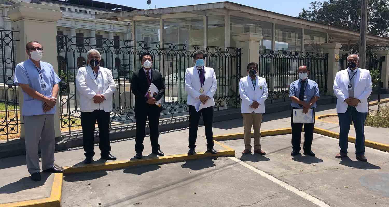 NUEVO PROYECTO DE LEY SE SUMA A FAVOR DE LOS MÉDICOS DEL PAÍS