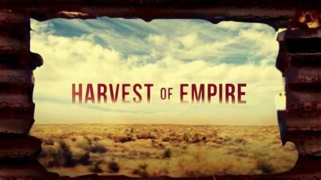 See Harvest Of EmpireNew Film By Democracy Nows Juan