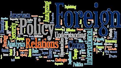 Photo of السياسية الخارجية :دراسة في المفاهيم ،التوجهات والمحددات