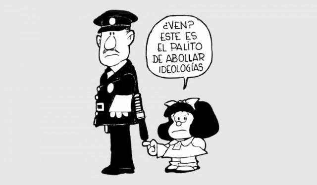REMEMORAMOS LA NOCHE DE LOS BASTONES LARGOS