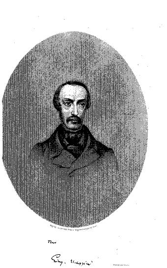 05 Immagine Mazzini in prima pagina, Democratic Review Vol. 30, n 163 (Jan 1852)