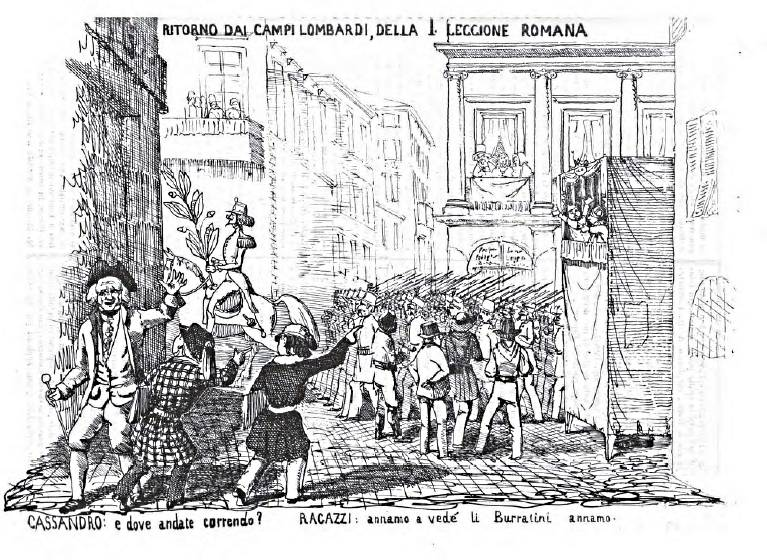 01 Vignetta antidemocratica, Grande Riunione, parte II, p 167
