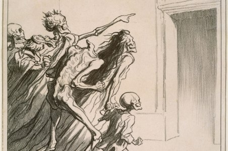 Honoré Daumier: il Michelangelo dei caricaturisti