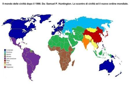 Scontro di civiltà o fine della storia?