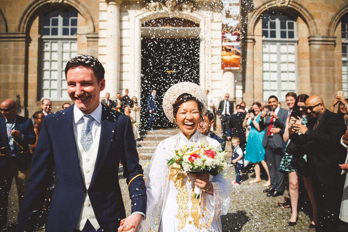 Demoiselle capeline wedding planner Rennes C&A Streetfocus-Photography / Photographer