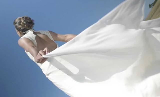 conseils mariage en ligne - Demoiselle capeline