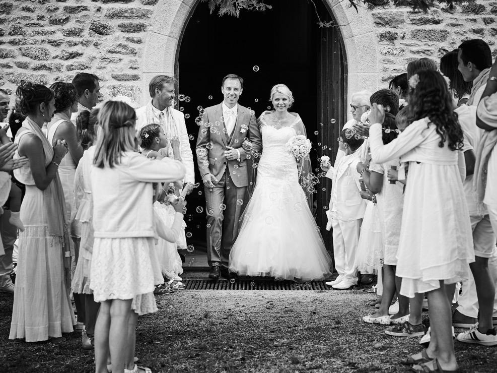 Béatrice-François - Mariage à domicile - Demoiselle capeline wedding planner Bretagne