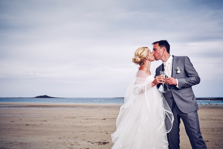 Béatrice et François - Demoiselle capeline organisation de mariage en Bretagne