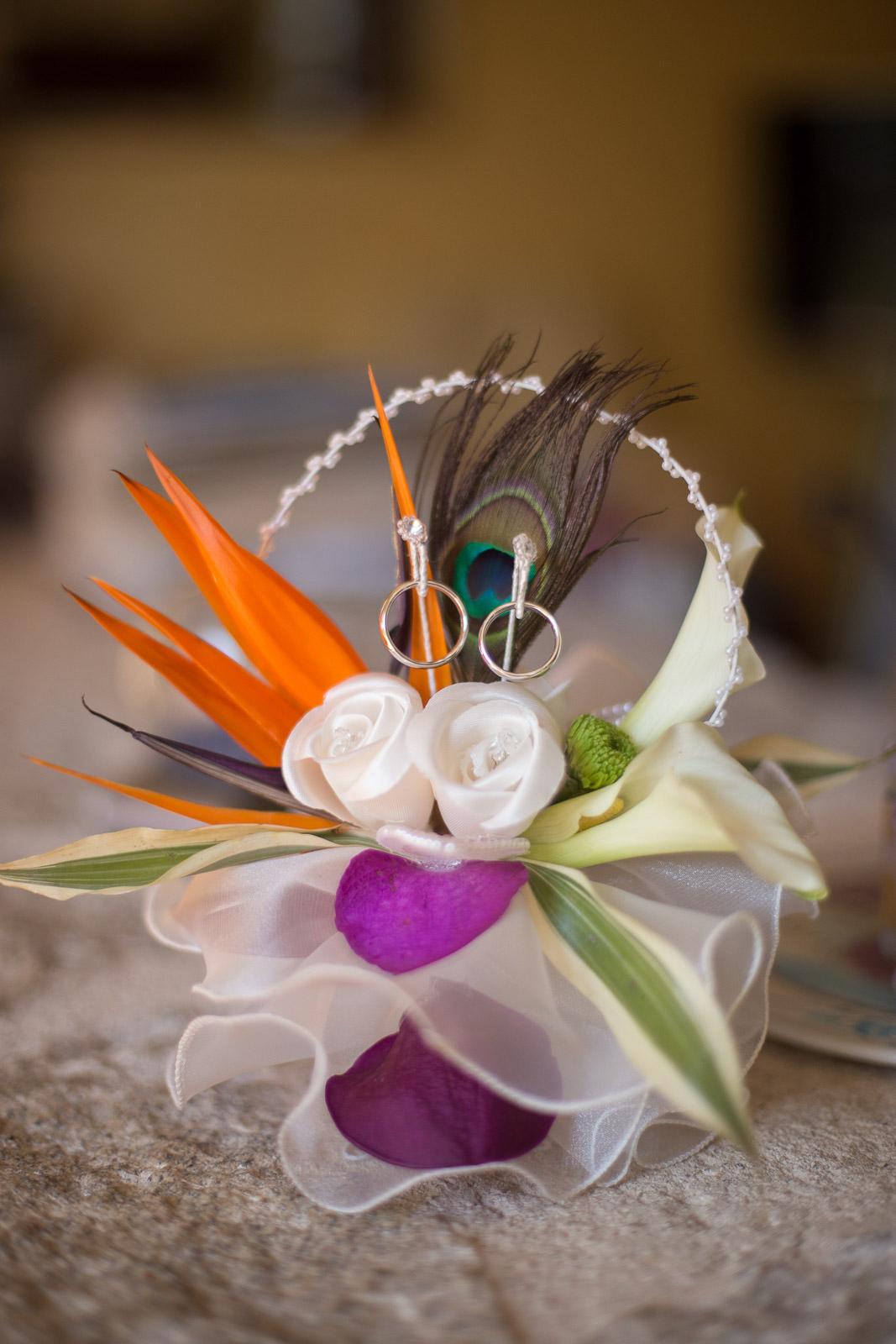 Mariage - C & E - Demoiselle capeline wedding planner Bretagne et Normandie - Officiante de cérémonie laïque