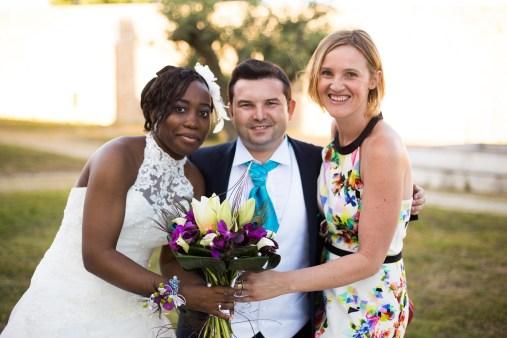 Mariage C & E - Demoiselle capeline wedding planner Bretagne et Normandie - Officiante de cérémonie laïque