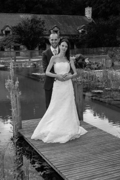 Mariage L & P - Demoiselle capeline wedding planner Bretagne et Normandie - Officiante de cérémonie laïque