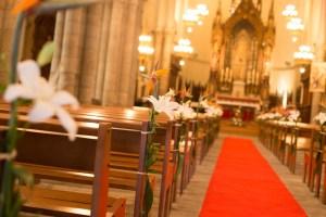Wedding planner et officiante de cérémonie laïque en Bretagne - Demoiselle capeline