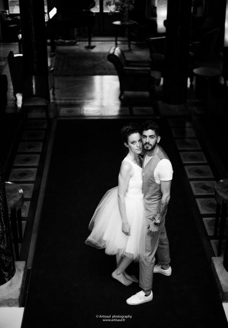 Demoiselle capeline Wedding planner et officiante de cérémonie laïque