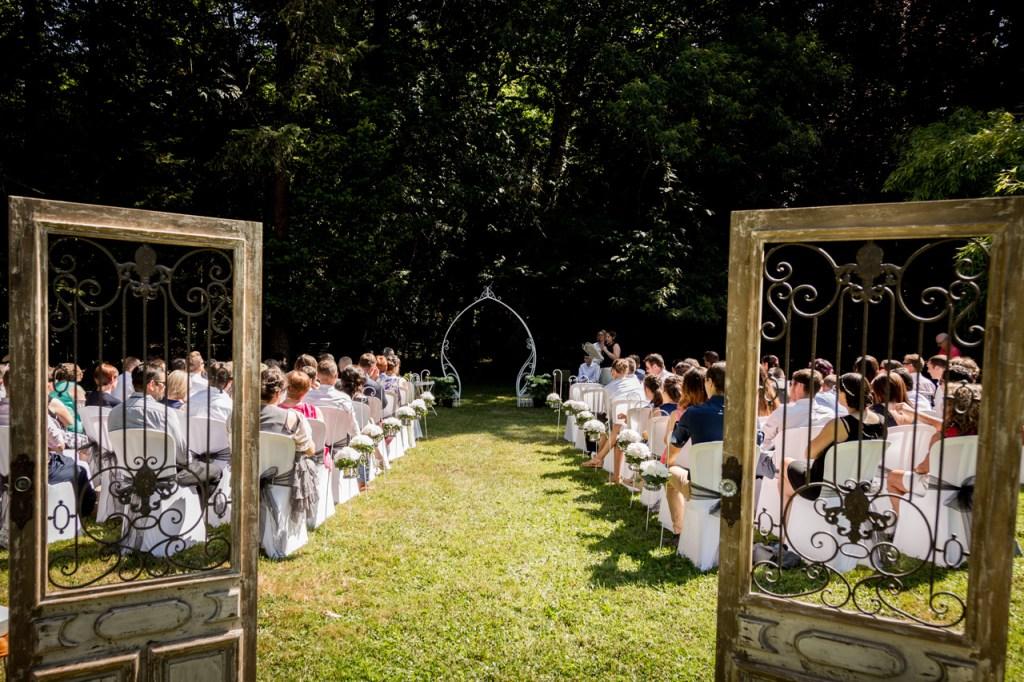 Cérémonie laïque de Mariage - Audrey & Samuel - Demoiselle capeline wedding planner Bretagne Allan Ploux