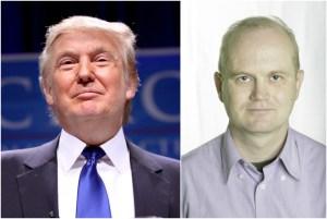 Kristian Kahrs var tidlig ute med sin støtte til Donald Trump, og 18. mars gav han sin offisielle støtte på Demokratene.no i artikkelen Kristian for Donald.