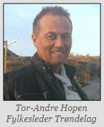 Fylkesleder Tor-Andre Hopen