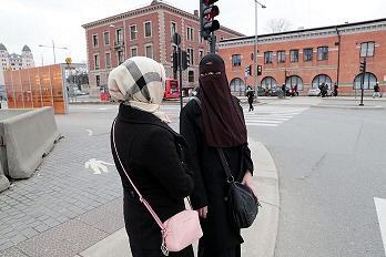 Et vanlig syn i bybildet, Oslo anno 2019