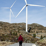 Norge trenger ikke vindturbiner
