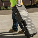 TR Industrial TR89105-S Demolition Jackhammer with Point, Flat, and Scraping Chisels