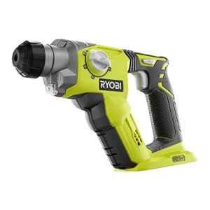 Ryobi P222 Ryobi One+ 18V SDS Rotary Hammer (Tool Only – Battery and Charger NOT Included)