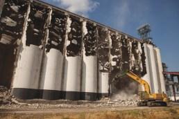 East silos 2