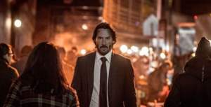 John Wick still remains as slick and stylish as ever even in new locations