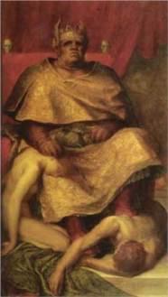 Mammon Painting Symbol