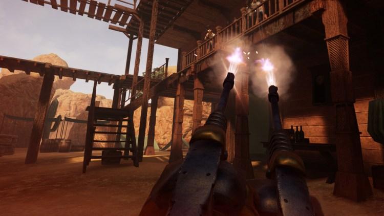 Guns'n'Stories: Bulletproof VR Review 3