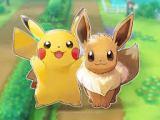 Pokemon Let's Go Eevee 1st impressions