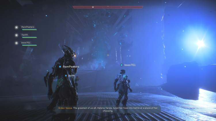 Anthem Ps4 Review Demon Gaming