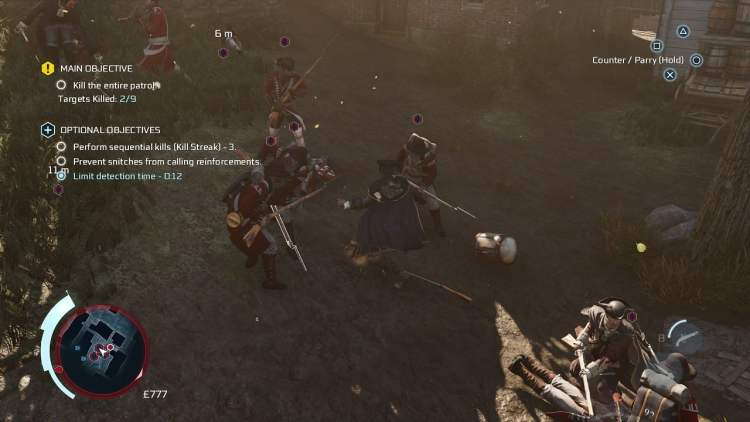Assassin S Creed Iii 3 Remastered Ps4 Review Demon Gaming