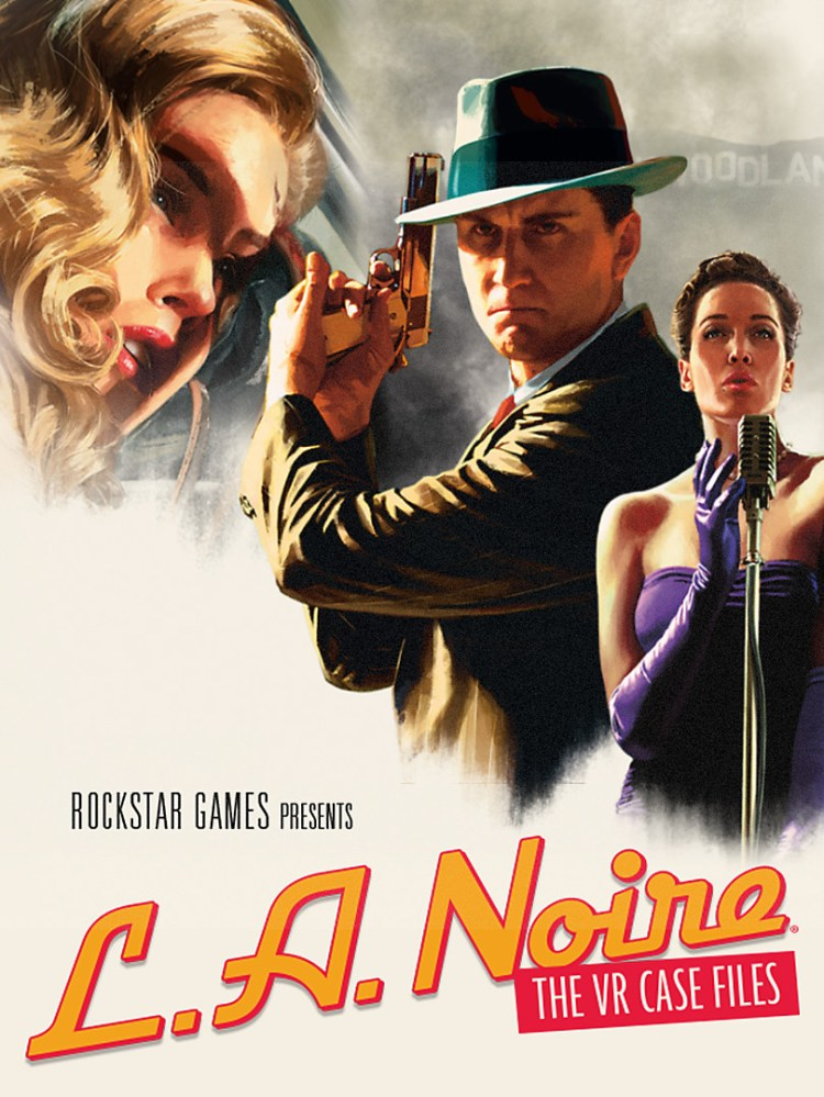 L.A. Noire: The VR Case Files: Sandro & die Detektive im