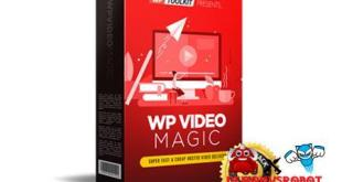 WP Toolkit Video Magic 2.0 + OTOs