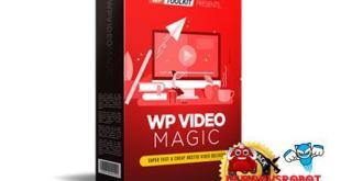 WP Toolkit Video Magic 2.0 + OTOs