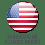 Fabricado en Estados Unidos