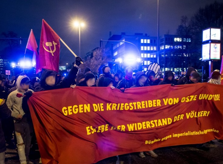 hamburg osze demo 5