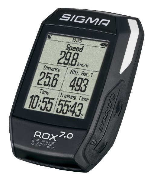 Sigma Rox 7.0 črn