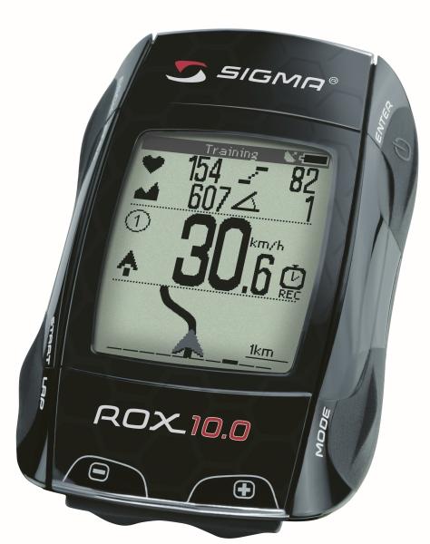 Kolesarski števec SIGMA ROX 10 basic